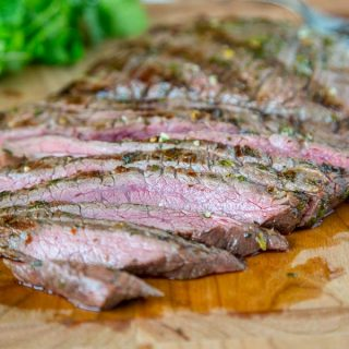 Chile Lime Flank Steak