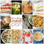 Weekly Meal Plan Week 105
