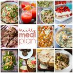 Weekly Meal Plan Week 104