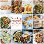 Weekly Meal Plan Week 103