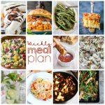 Weekly Meal Plan Week 106