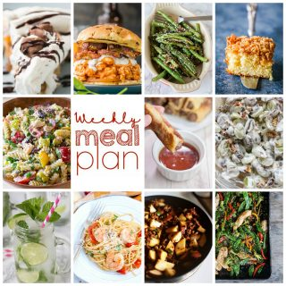 Weekly Meal Plan Week 106