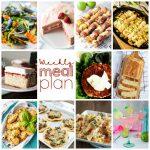 Weekly Meal Plan Week 110