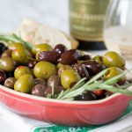 Rosemary Roasted Olives
