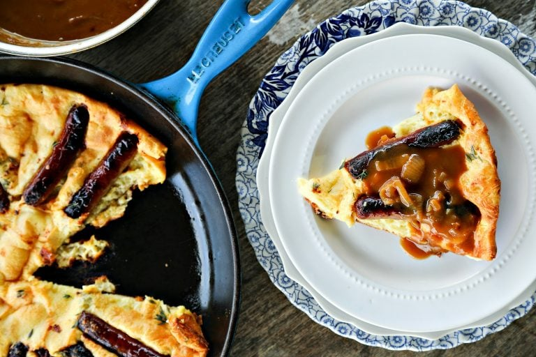 Toad in the Hole {Foodie with Family}
