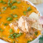 Barbecue Chicken Dip