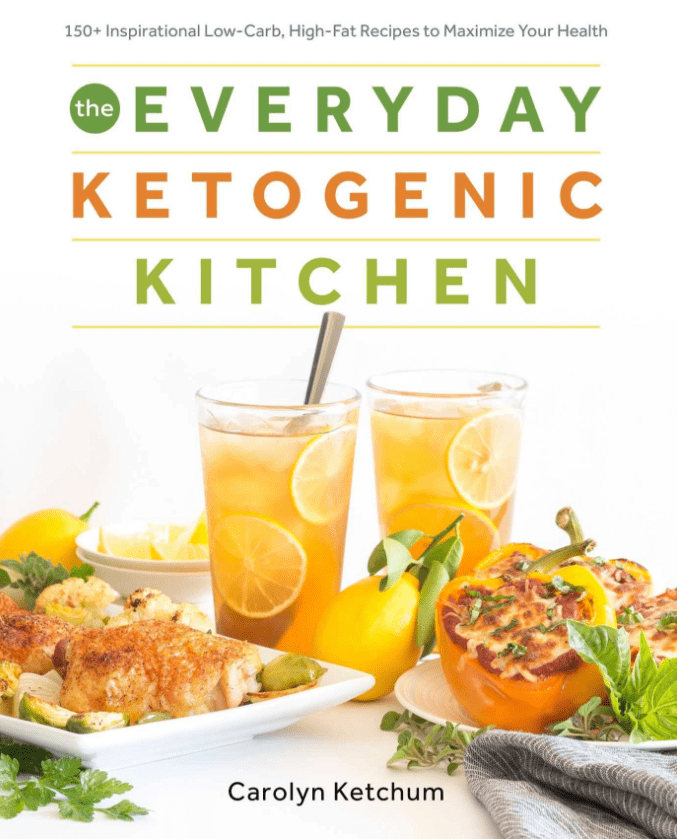 Everyday Ketogenic Cookbook by Carolyn Ketchum