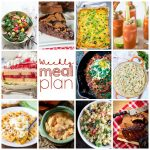 Weekly Meal Plan Week 115