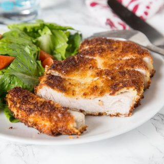 Crispy Pork Cutlet Recipe
