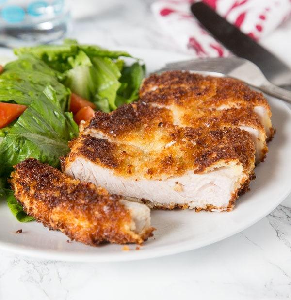 Crispy Pork Cutlet