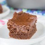 Easy Homemade Brownies Recipe