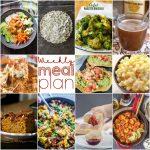 Weekly Meal Plan Week 120