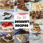 Top 10 Dessert Recipes