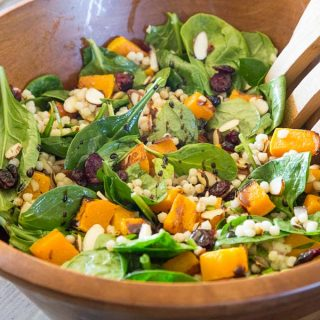 Fall Couscous Salad