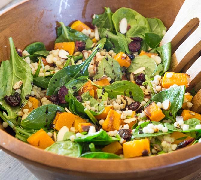 Fall Couscous Salad