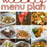 Weekly Meal Plan Week 126