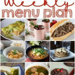 Weekly Meal Plan Week 124