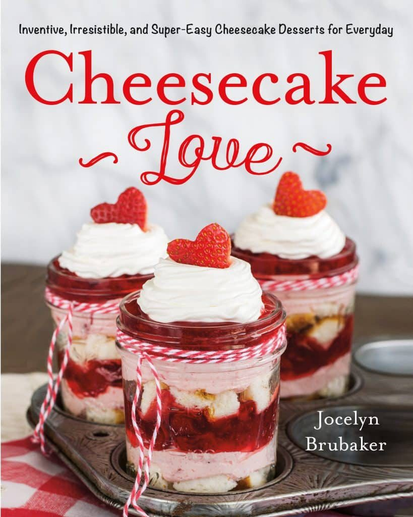 the book cheesecake love
