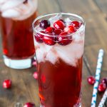 Holiday Wine Spritzer Recipe