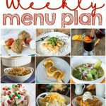 Weekly Meal Plan Week 128