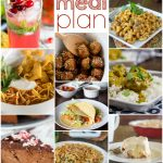 Weekly Meal Plan Week 127