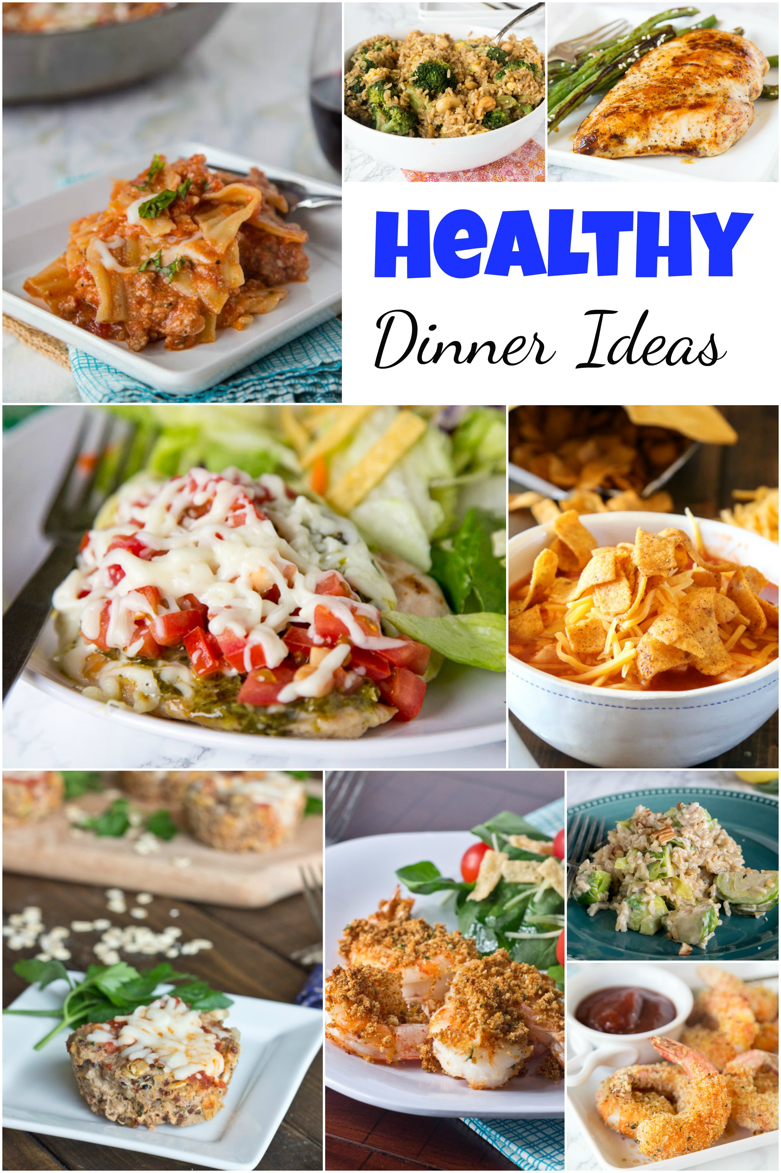 healthy dinner ideas   dinners dishes and desserts