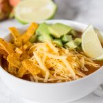 Instant Pot Tortilla Soup Recipe