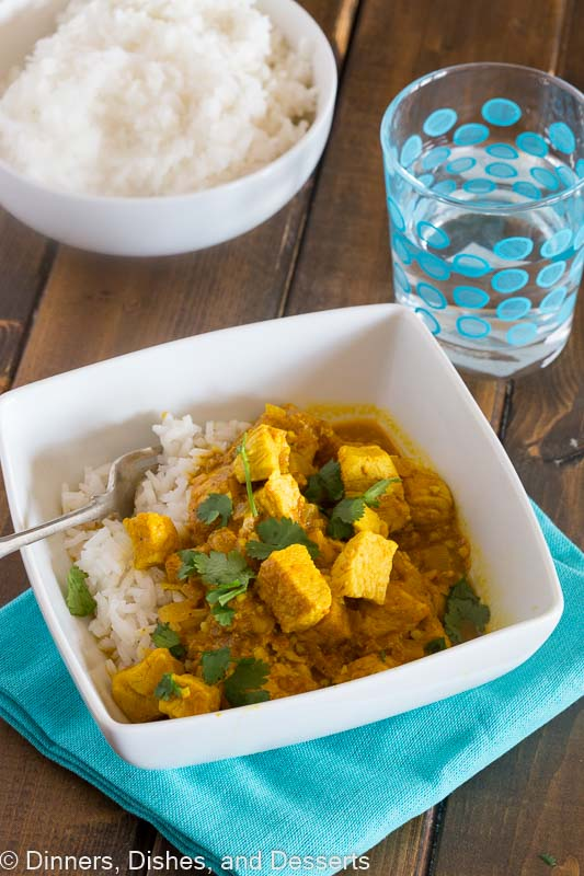 Chicken Curry Recipe - Get curry chicken in minutes with this easy and tasty recipe