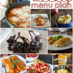 Weekly Meal Plan Week 133