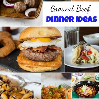 Ground Beef Dinner Ideas