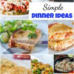 Simple Dinner Ideas