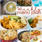 Weekly Meal Plan Week 141