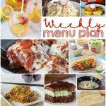 Weekly Meal Plan Week 139