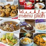 Weekly Meal Plan Week 143