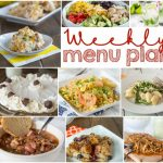 Weekly Meal Plan Week 142