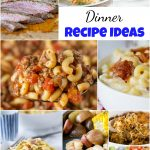 Dinner Recipe Ideas
