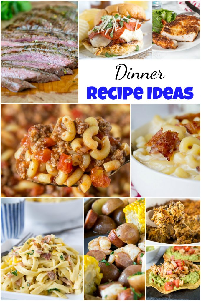 Dinner recipe ideas dinners dishes and desserts dinner recipe ideas need some new ideas to mix up dinner here are 25 forumfinder Gallery