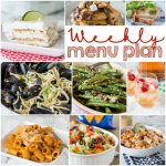 Weekly Meal Plan Week 146