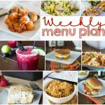 Weekly Meal Plan Week 147