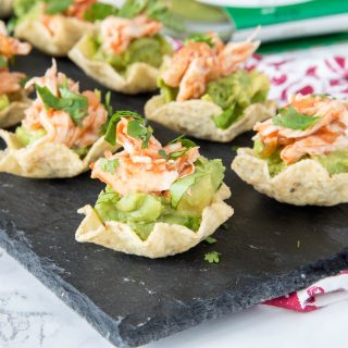 Avocado Chicken Bites