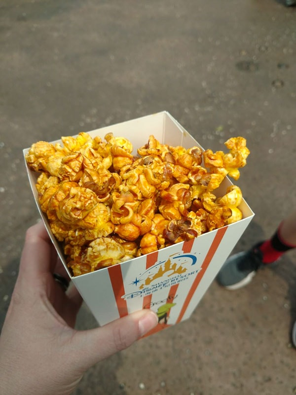 Shanghai Disney Caramel Corn
