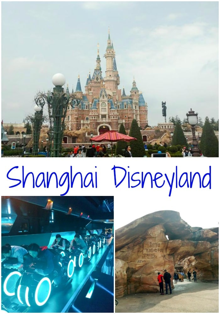 Shanghai Disneyland - one of the newest Disney parks located in Shanghai. Super fun, definitely has a Chinese twist, and totally worth a visit!