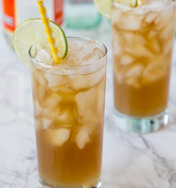 Long Island Iced Tea Bucket Recipe