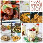 Weekly Meal Plan Week 154