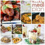 Weekly Meal Plan Week 154
