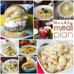 Weekly Meal Plan Week 153