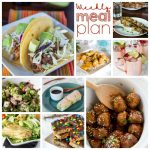 Weekly Meal Plan Week 156