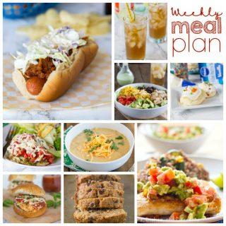 Weekly Meal Plan Week 155