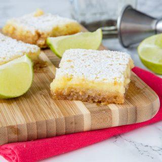 Margarita Bars Recipe