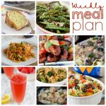 Weekly Meal Plan Week 164